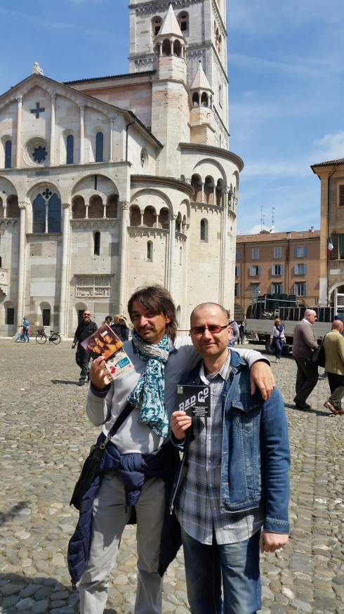 Tim & Jaypee Modena 02/05/2015 - Foto Lorenzo Stefani