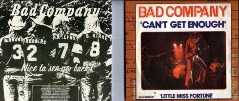 Bad Company - Bad Company (Deluxe Edition) - Inside