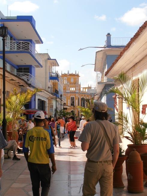 Downtown Sancti Spiritus (photo Saura T)