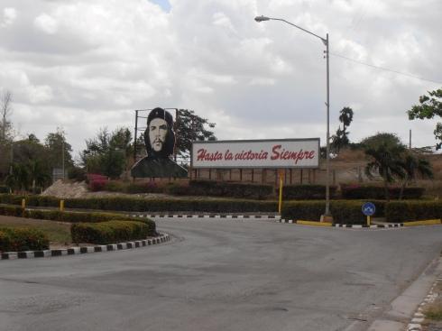 Santiago bound (Photo Saura Terenziani)