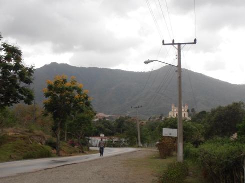 Sierra Maestra vicino a Santiago (photo Saura Terenziani
