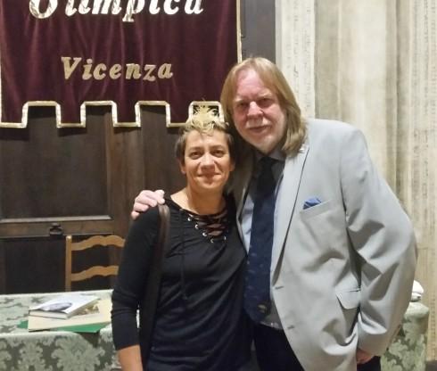 Saura & RW Vicenza 24-4-2015 (Photo Tim Tirelli)