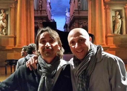 Tim & Gianni Della CioppaVicenza 24-4-2015 (photo Saura T)