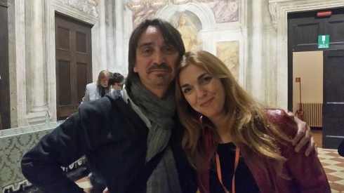 Tim & Raffaella Vismara Vicenza 24-4-2015 (photo Saura T)