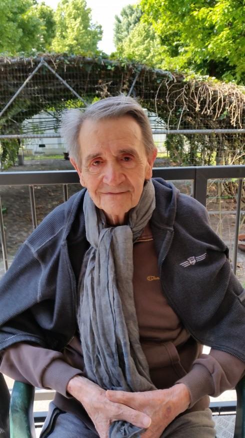 Il vecchio Brian (Foto Tyrrell)