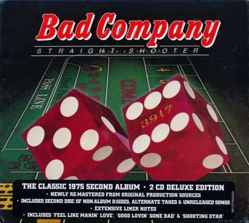 Bad Company - Straight Shooter - Front (1-2)