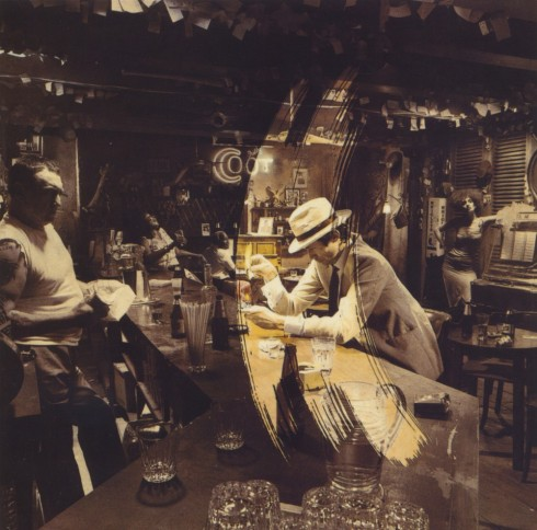 Led Zeppelin - In Through The Out Door (Japan) - Inlay