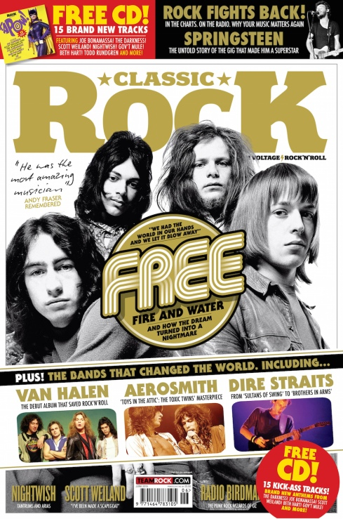Classic Rock UK n 210