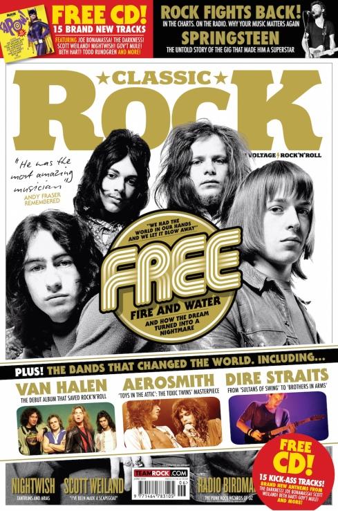 Classic Rock UK n 210
