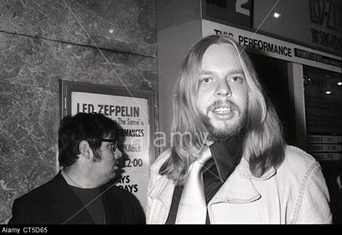 Rick Wakeman 1976 TSRTS premiere London