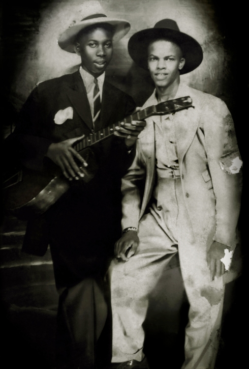 Robert Johnson & Johnny Shines ?