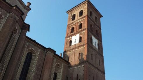 Asti, la cattedrale (foto Saura T)