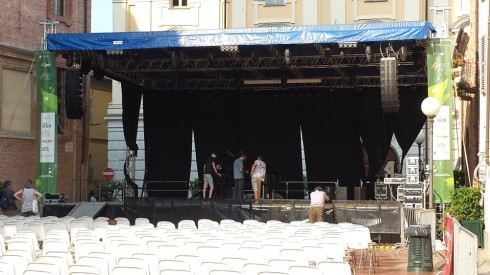 Asti, the stage (foto Saura T)