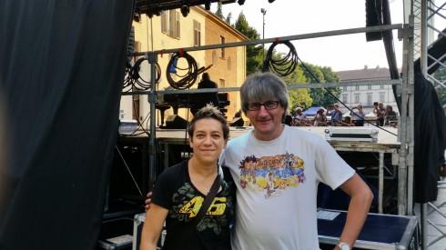 Saura & Claudio C. (foto Tim T)