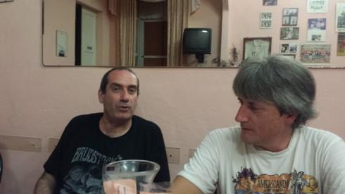 Paolo & Claudio -(foto Saura T)