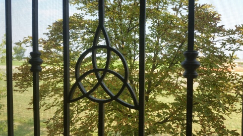 Domus Saurea . finestre d'estate - foto TT