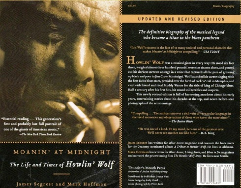 Howlin Wolf book
