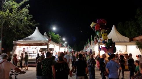 Festa dell'Unità - Villalunga RE agosto 2015