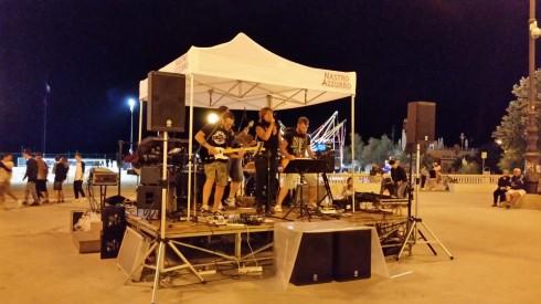Gruppetto Rock a Cesenatico - agosto 2015