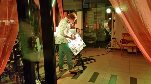 steel guitar man - foto TT