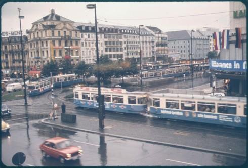Munich-Strassenbahn