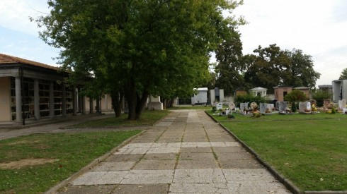 Saint Martin On The River graveyard (photo TT)