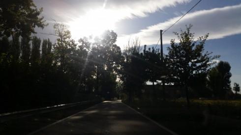 Countryside near Saint Little Faust of Herberia (Regium Lepidi)