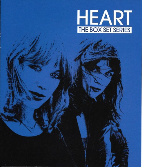 Heart - The Box set series 2014