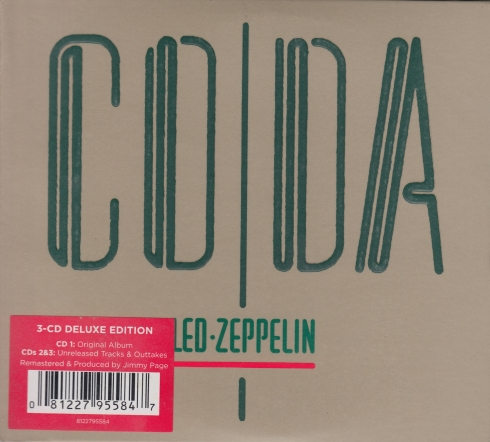 Led Zeppelin - Coda (Deluxe Edition) - Front