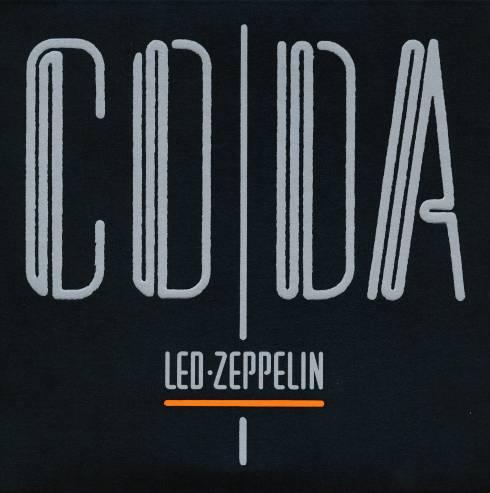 Led Zeppelin - Coda (Super Deluxe Edition Box Set) (Box) - Inside (16-17)