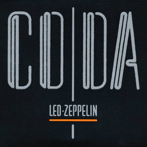 Led Zeppelin - Coda (Super Deluxe Edition Box Set) (Box) - Inside (16-17)