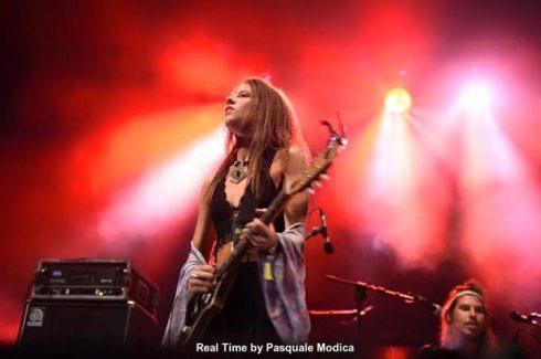 MY BABY - Live Rock Festival ad Acquaviva di Montepulciano (SI).