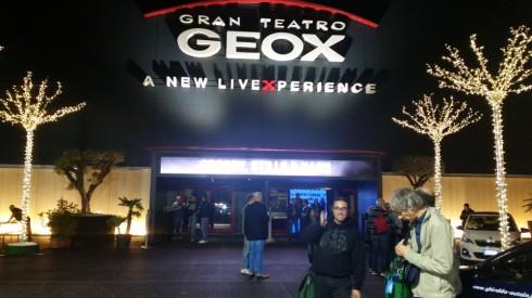 CS&N Padova Gran Teatro Geox 3/10/2015 - photo TT