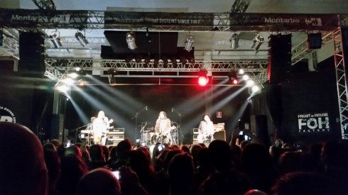 Tom Keifer Bologna 17/10/2015 - Photo TT
