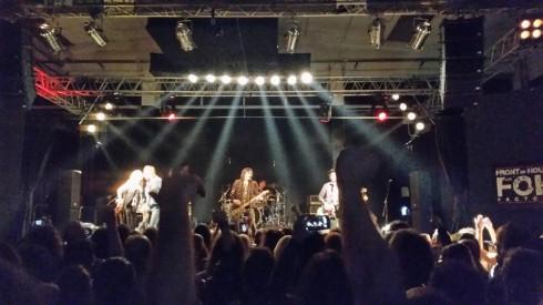 Tom Keifer Bologna 17/10/2015 Photo TT