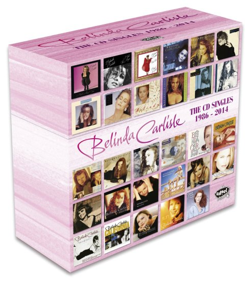 Belinda carlise box set
