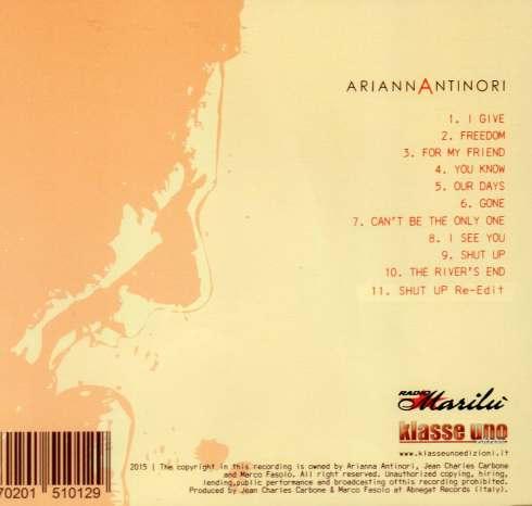 arianna antinori CD 019