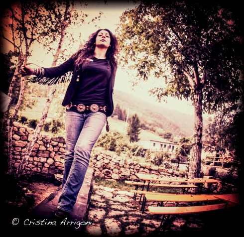 Arianna Antinori - photo Cristina Arrigoni