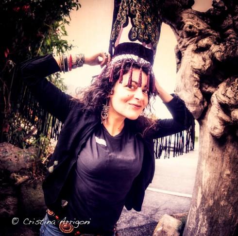 Arianna Antinori - photo Cristina Arrigoni