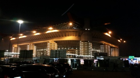 San Siro di notte- photo TT