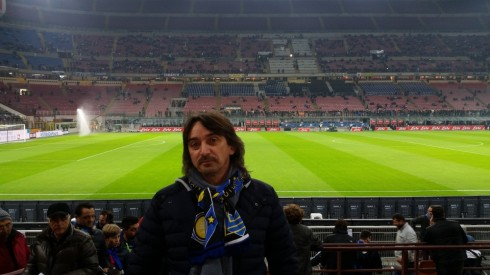 TIM - INTER -ROMA -Milano 31-10-2015 photo Saura T