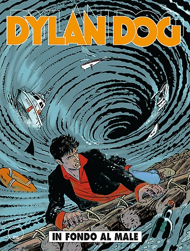 Dylan Dog 351 in fondo al male