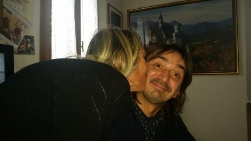 Kiss from the Peita - Gavassae dic 2015 - foto Saura T