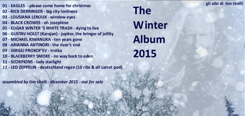 The winter album