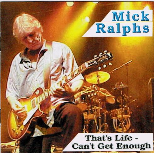 Mick Ralphs That's Life