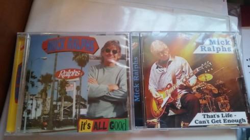 mICK rALPHS CD