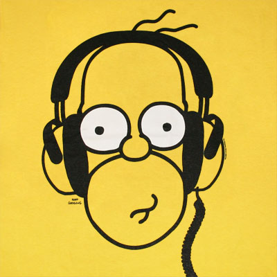 Simpsons_Homer_Headphones_Yellow_Shirt
