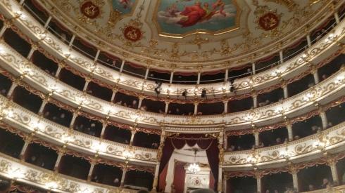 Teatro Romolo Valli - Glenn Miller Orchestra RE 16-2-2016 - photo TT