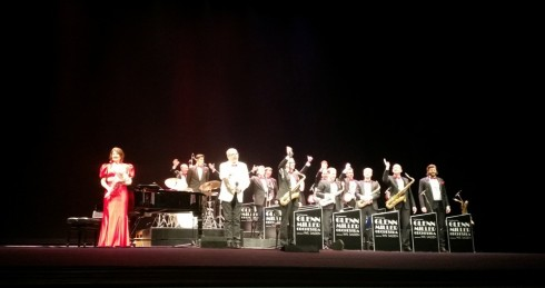 Glenn Miller Orchestra RE 16-2-2016 - foto TT