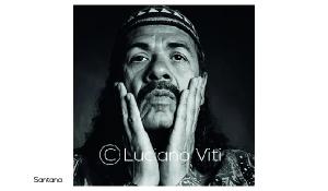 Carlos Santana - photo Luciano Viti